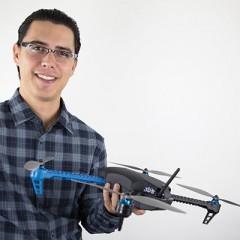 Inspiración para llevar: Jordi Muñoz, soñando con drones