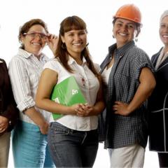 Más mujeres trabajadoras, ésa sigue siendo la meta