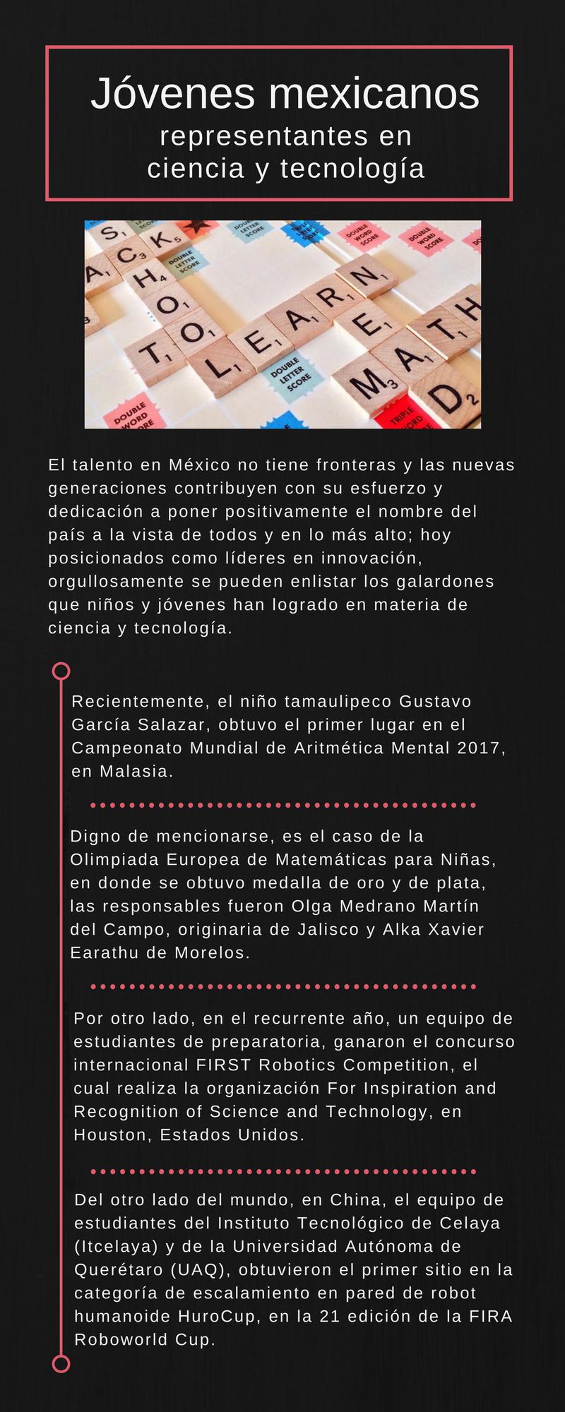 Jóvenes mexicanos